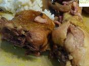 Fricansé pollo