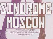 Cavadants Sindrome Moscow juntos noche mágica