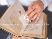 Recomendación. Lecturas Imprescindibles