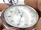¿Cómo calcular tiempo carrera tomando como referencia inferior distancia?
