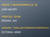 Reseña Amos Mazmorras [I,II] Lena Valenti