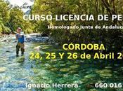 Cursos para obtención Licencia Pesca Continental Andalucía