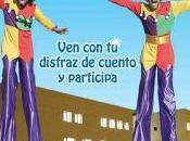 PASACALLES para inaugurar Feria Libro Montequinto Mercadillo Artesanía 2015