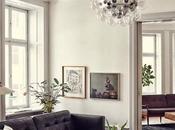 apartamento estilo parisino Estocolmo