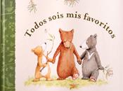 """Libros para niños:""""Todos sois favoritos"""", McBratney"""