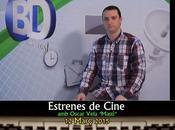 "Comarcal: Estrenes Cine, Oscar Vela ""Mastí"" 12/03/2015"