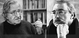 Ramonet entrevista Chomsky para televisión argentina