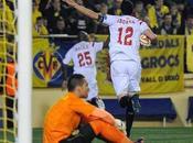 Crónica Villarreal Sevilla