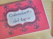 Calendario Amor Regalo Valentín