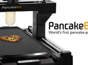 Impresora para tortitas pancakes