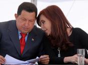 Chávez intercedió ante Irán Cristina Kirchner