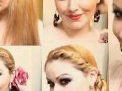 opciones peinado maquillaje para primavera