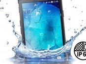 Samsung Galaxy Xcover prácticamente indestructible