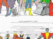 Alturas algunos personajes Mavel(X-Men)