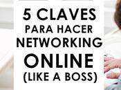 Networking online para hacer contactos profesionales