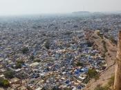 Jodphur, ciudad azul