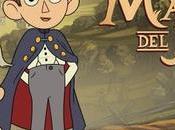 """""""Más allá jardín"""", miniserie animación llego Boing"""