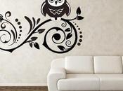 Vinilos pared para decorar hogar