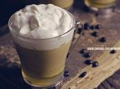 Pannacotta café Irlandés