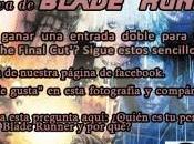 Sorteo entradas dobles para estreno versión final 'Blade Runner'