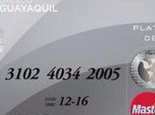 Banco Guayaquil lanza MasterCard Debit Platinum