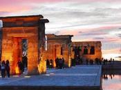 templo Debod, latido Egipto Madrid