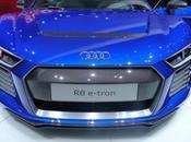 Audi e-tron, super deportivo motor eléctrico
