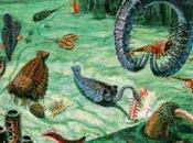 Animales prehistóricos raros maravillosos