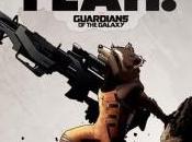 Creación Mapache Cohete para Guardianes Galaxia