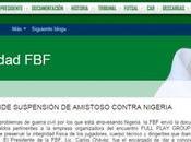 Bolivia jugará amistoso contra Nigeria temor Boko Haram