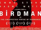BIRDMAN (Alejandro Iñarritu, 2014)