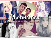 Retrica, editos fotos online