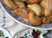 Empanadillas rellenas bizcocho