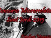 Bases Concurso Microrrelatos Especial Sant Jordi 2015