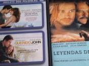 Mail Enero, Febrero Marzo: Películas.