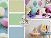Colores Pastel Decokids