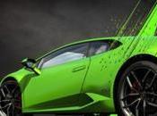 Driveclub: primeras imágenes video nuevo Lamborghini Huracán.