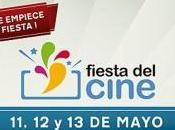 Vuelve Fiesta Cine días mayo 2015