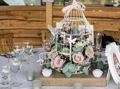 Detalles boda para mesa nupcial: pompas, mariposas…¡y más!