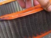 Comprobar cambiar filtro aire coche