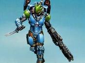 Comando Akalis Spitfire,nueva figura para Panoceanía(Infinity)