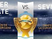 River Plate Sevilla. Supercopa Euroamericana