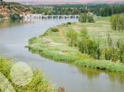 Riberas Castronuño inmenso meandro Duero