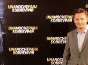 """Liam Neeson presenta Madrid """"Una noche para sobrevivir"""""""