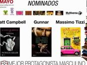 Nominada Mejor Protagonista Masculino Premios Bang Novel