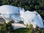 Fundación Louis Vuitton Paris Gehry