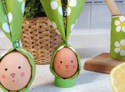 DIY: Divertidos huevos Pascua disfrazados Conejitos