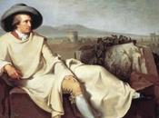 Goethe, escritor romántico alemán