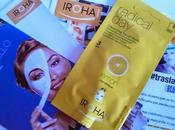 "Mascarilla ""Radical Day"" Iroha Nature"