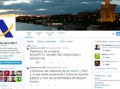 Ahora información sobre #subastas #AEAT alcance mano #Twitter